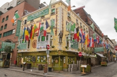 Temple Bar St John Gogarty