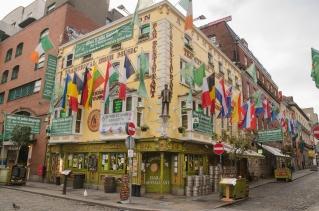 Temple Bar St John Gogarty
