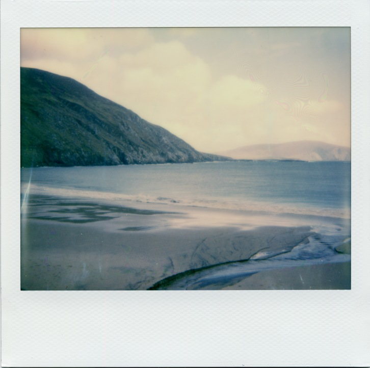 Polaroid Spectra Color Impossible film